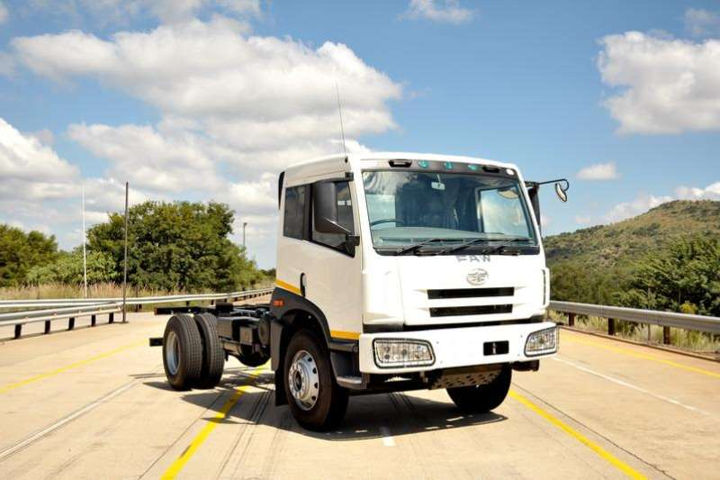 FAW FAW 16.240FL Chassis cab to be fitted with clients