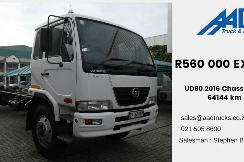 UD UD 90 2016 - Chassis Cab