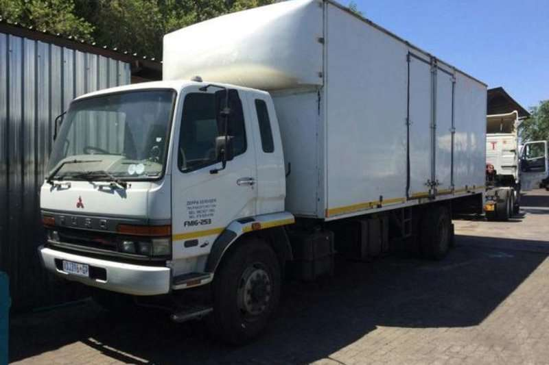 Fuso FM16-283 8 TON BOX BODY