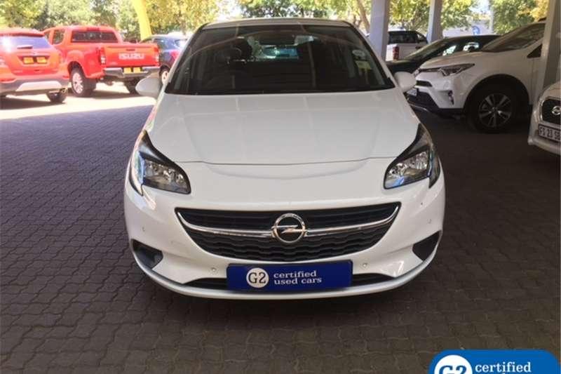 2017 Opel Corsa