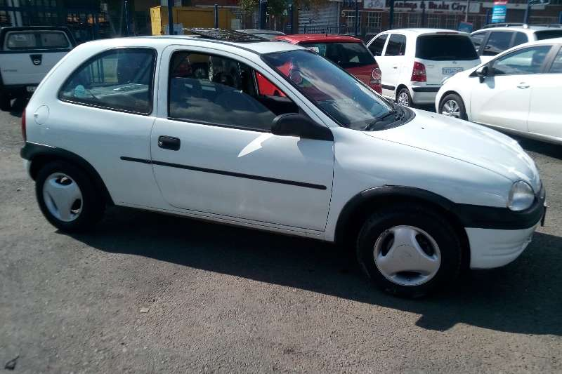 2000 Opel Corsa Lite