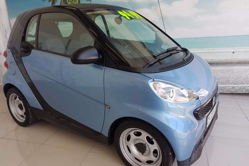 2012 Smart Coupe
