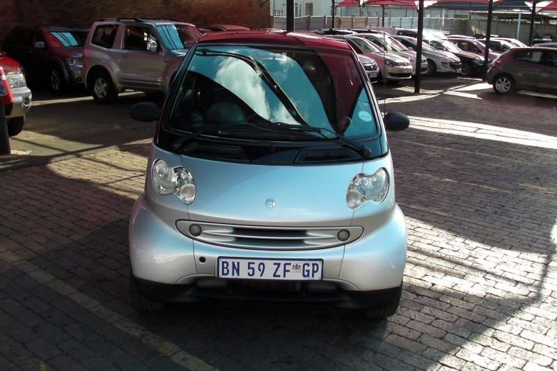 2005 Smart Coupe