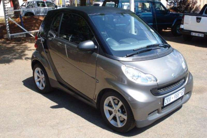 2009 Smart Coupe