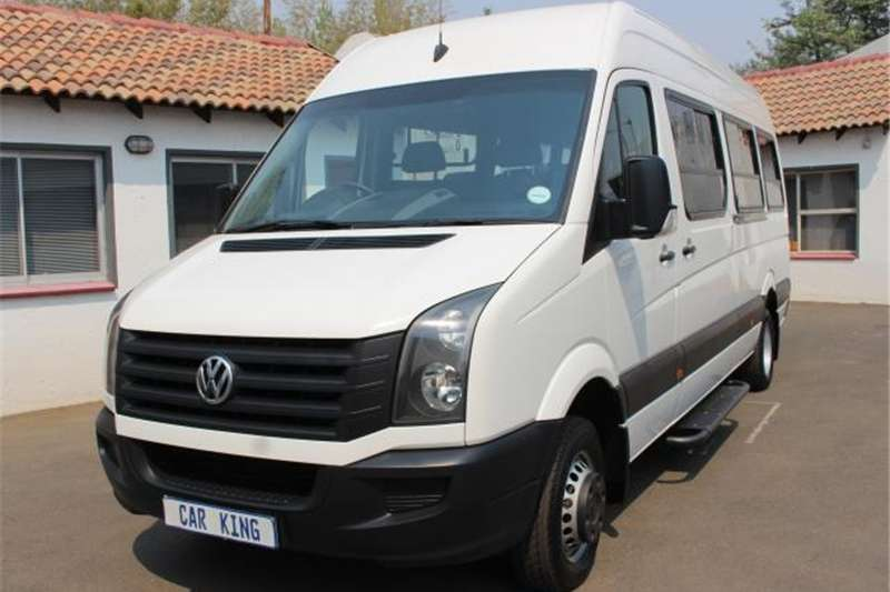 2016 VW Crafter
