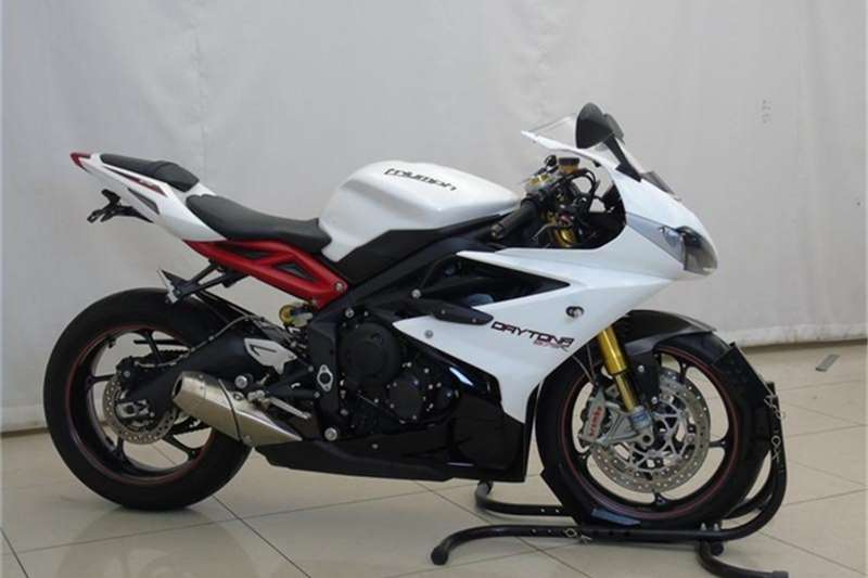 Triumph Daytona 675 In South Africa Junk Mail