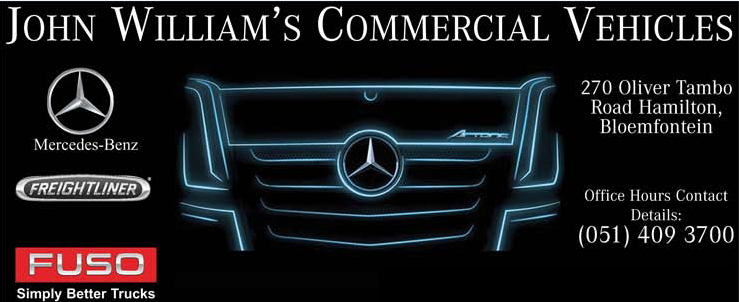 John Williams Commercial Vehicles
