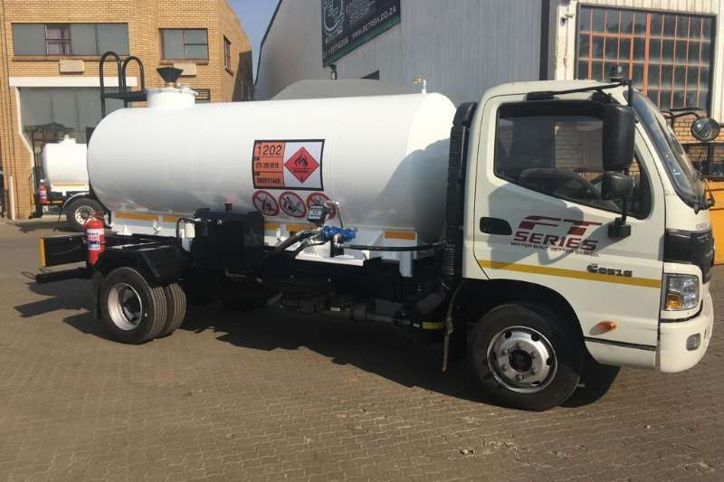 Other Manufacturers of diesel tankers