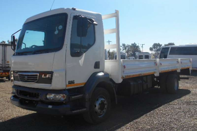 DAF 15-220 LWB fitted with Dropside Body