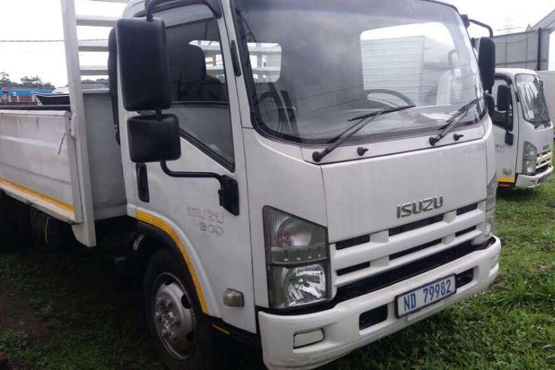 Isuzu Isuzu NQR500 5 Ton Rigid Dropside Truck