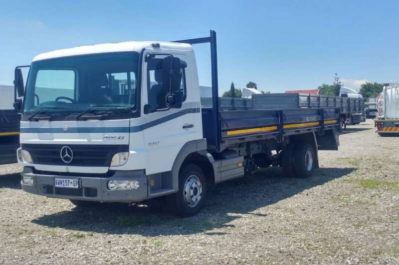 Mercedes Benz ATEGO 1017 4X2 RIGID TRUCK