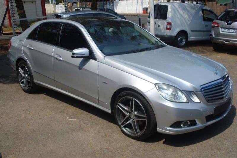 2009 Mercedes Benz E Class