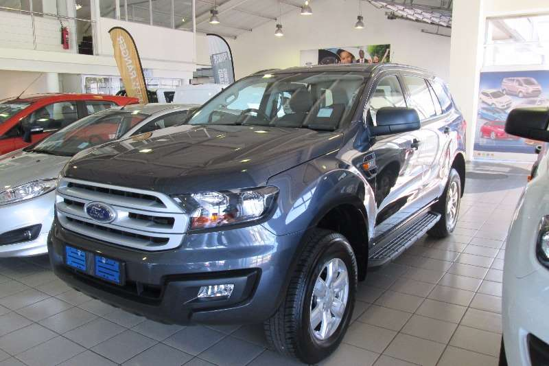 0 Ford Everest