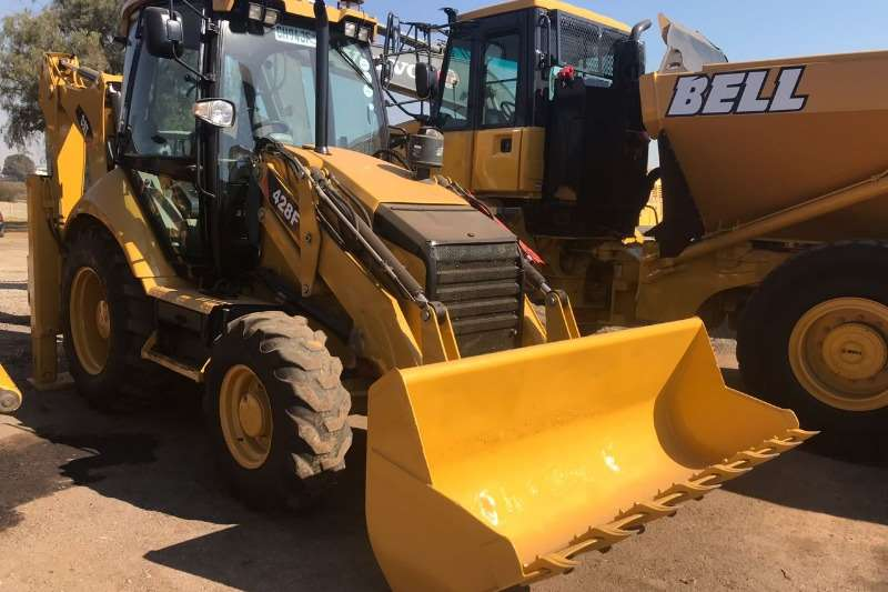CAT CAT 428F and 428E Tlb's and more...