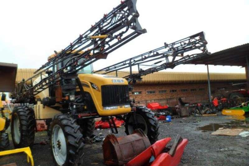 CAT Caterpillar Challenger Spra Coupe 7660 Crop Spraye