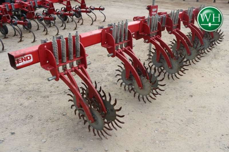 Legend 6 Row Plough