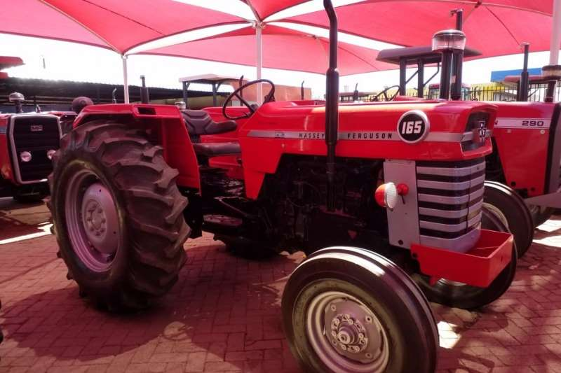 Massey Ferguson 165 Fully Refurbished (664)