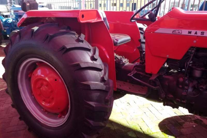 Massey Ferguson 165 Fully Refurbished (756)