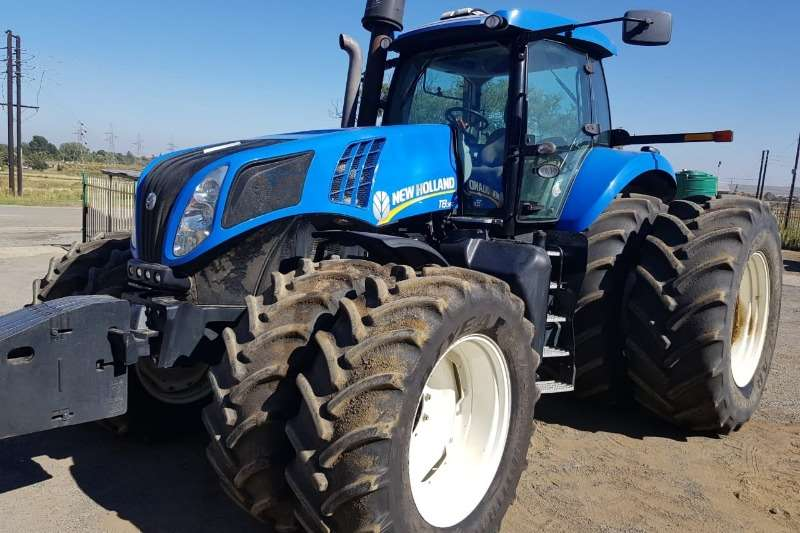 2013 New Holland