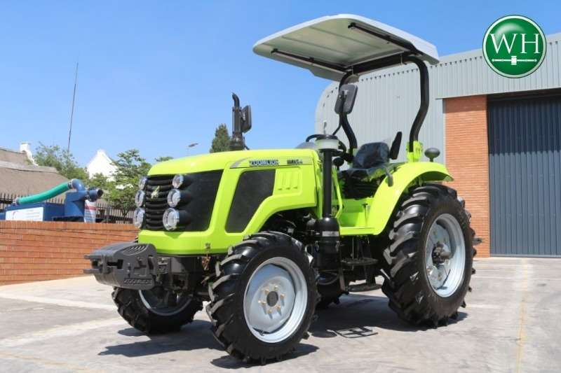 Zoomlion RK754-A 4x4 Opne Cab Tractor with Sunroof