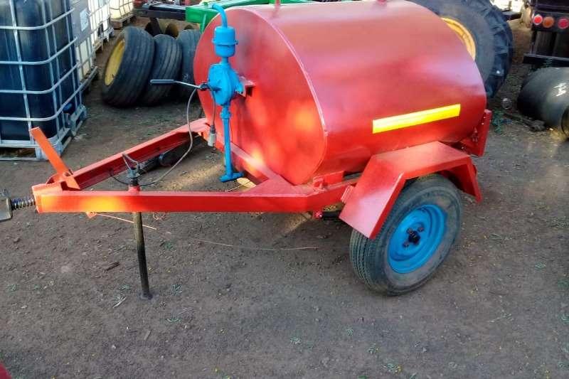 500 liter diesel kar Agricultural trailers