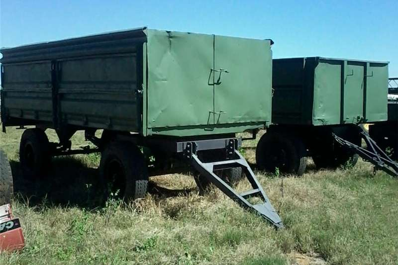Carts and wagons 10 ton trailer Agricultural trailers