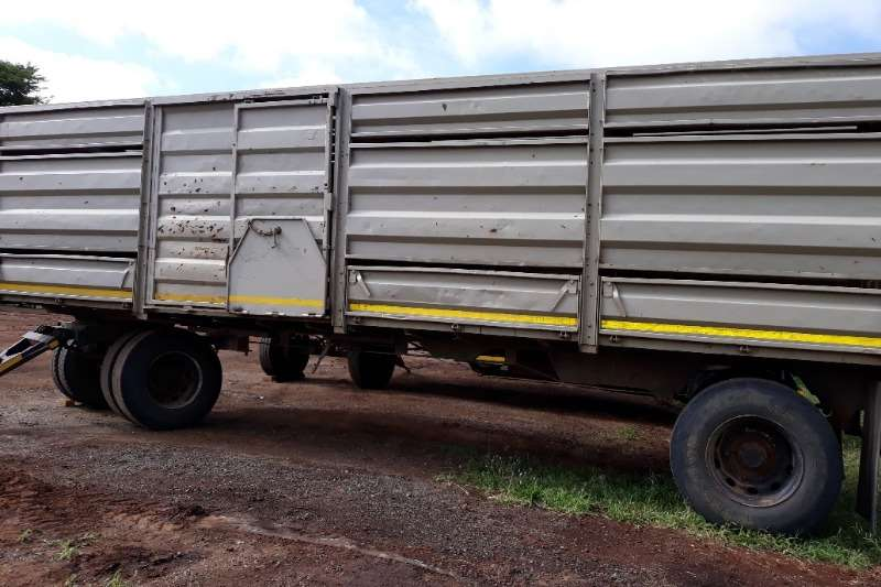 CATTLE / GAME CARRIER TRAILER Agricultural trailers