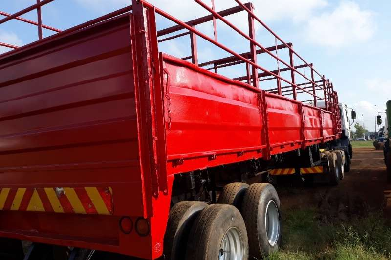 CATTLE TRAILER Agricultural trailers