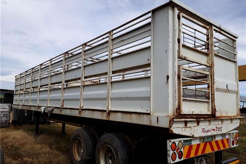 Cattle trailers cattle trailer (12 meter) for sale Agricultural trailers