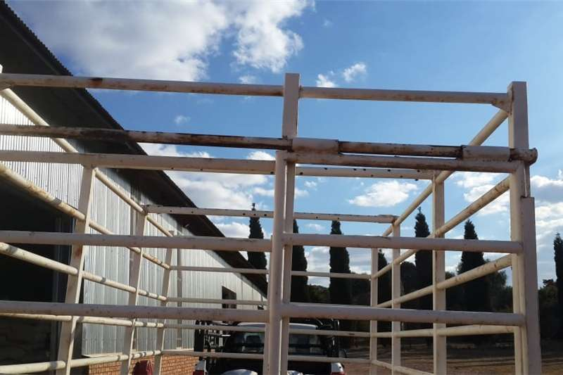 Cattle trailers CATTLE TRAILER FOR SALE IN PRETORIA Agricultural trailers
