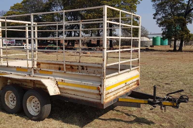 Agricultural Trailers Cattle Trailers Cattle trailer with papers