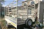 Agricultural trailers Cattle trailers Trailer for livestock