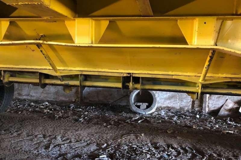 Agricultural Trailers Grain Trailers 12 ton sleepwa