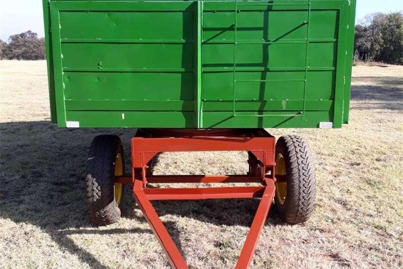 Grain trailers 5 ton sleepwa Agricultural trailers