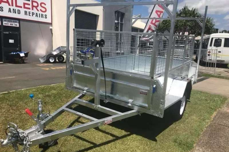 Livestock trailers Livestock Trailer's for sell Agricultural trailers