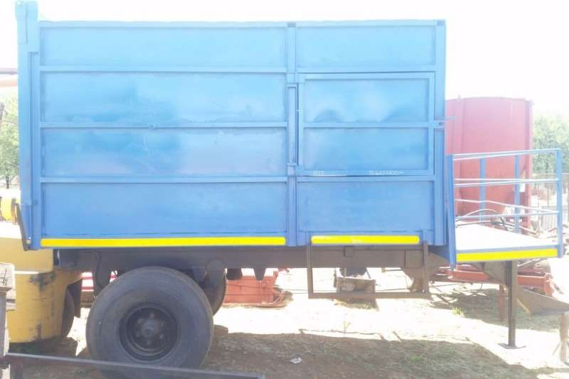 Agricultural Trailers Other 3 Ton Tipper 0