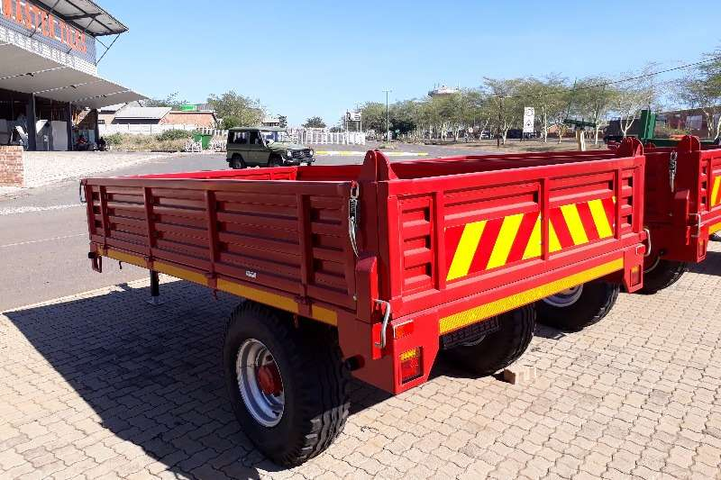 Other 5 ton BPI Tipper trailer Agricultural trailers