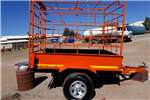 Agricultural trailers Other agricultural trailers 1½ Ton Bees Trailer