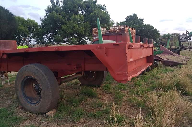 Other agricultural trailers 1 as wa Agricultural trailers