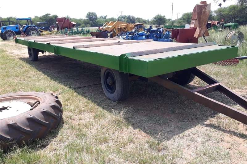 Other agricultural trailers 10m 30 ton sleepwa Agricultural trailers