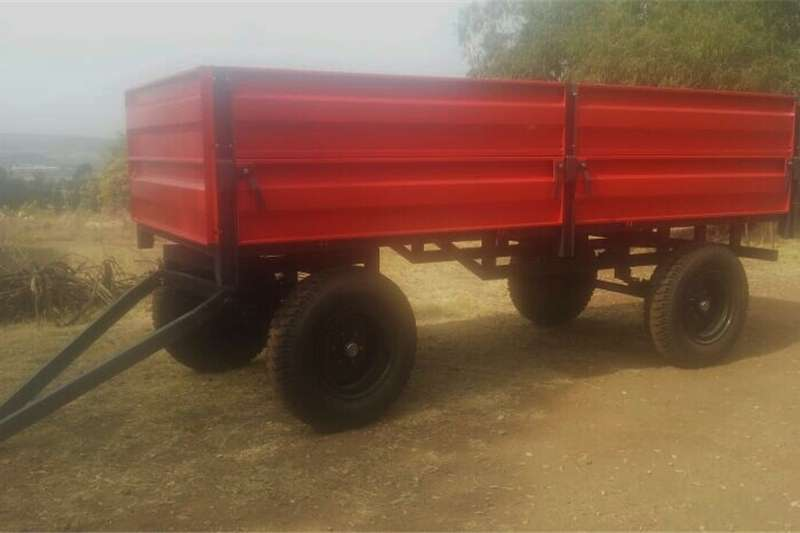 Other agricultural trailers 10Ton Bulk trailer Agricultural trailers