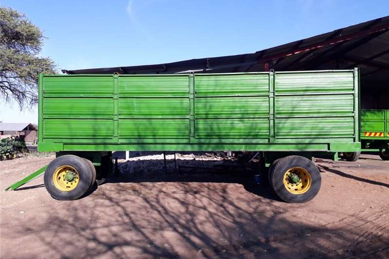 Other agricultural trailers 18 ton sleepwa Agricultural trailers
