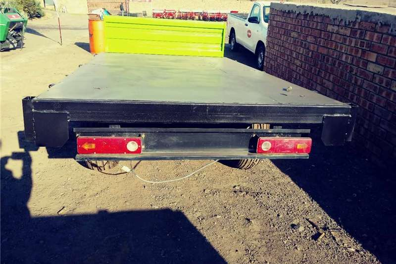 Other agricultural trailers 2 Ton Tipper Trailers Agricultural trailers