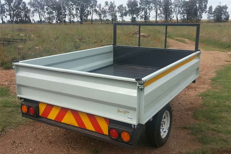 Other agricultural trailers 2Ton farm trailer Agricultural trailers