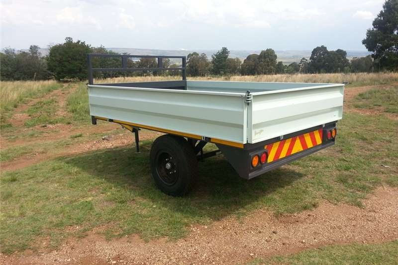 Other agricultural trailers 3.5Ton trailer Agricultural trailers