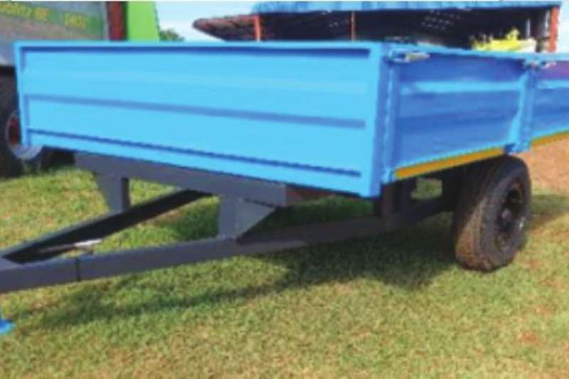 Other agricultural trailers 4 Ton Tipper Trailer Agricultural trailers
