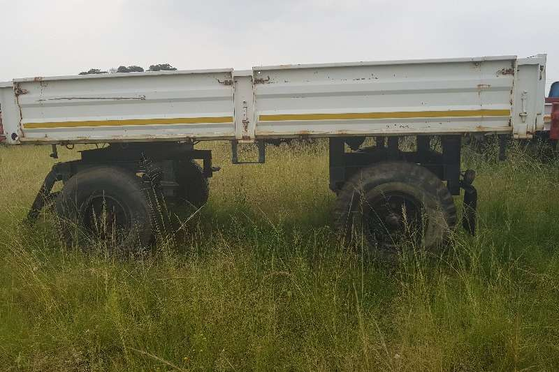 Other agricultural trailers 4 wheel trailer Agricultural trailers