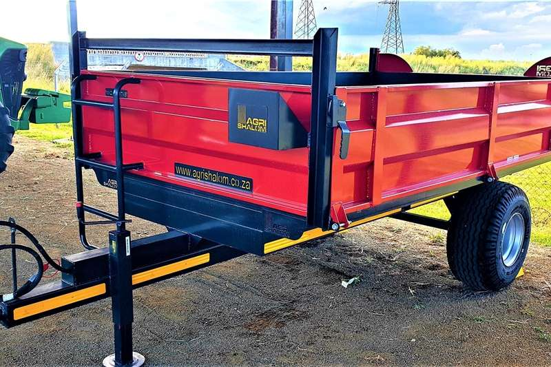 Other agricultural trailers 5 TON TIPWA Agricultural trailers