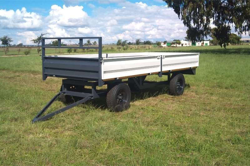 Other agricultural trailers 6Ton farm trailer Agricultural trailers