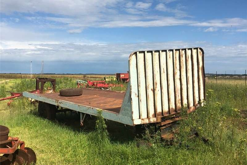 Other agricultural trailers 7m Plaas Sleepwa Agricultural trailers